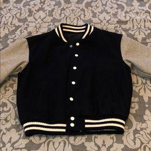Brandy Melville Reversible Varsity Jacket ✨New✨